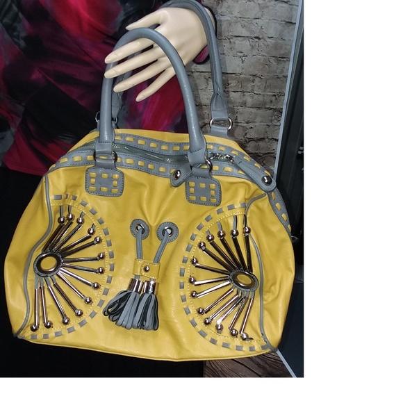 ff296cc9fa9 Beautiful Nicole Lee Handbag Purse Designer